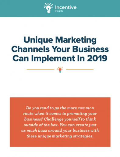 Unique Marketing Channels Your Business Can Implement in 2019